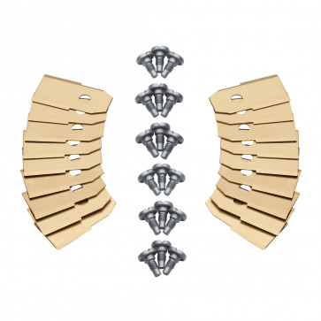 18 knive til Gardena - Longlife Titanium