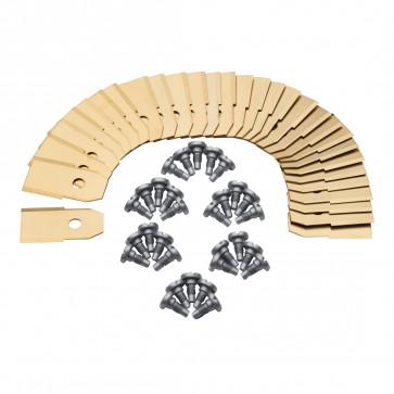 30 knive til Gardena - Longlife Titanium